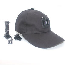 Baseball Cap Holder Hat Buckle Mount Adapter Base for Mobius #16 GoPro Camera