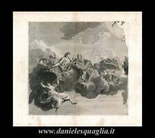 MITOLOGIA - PICART BERNARD cm 49X70  ORIGINALE 1700