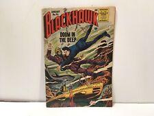 Quality Blackhawk Comic #96 VG