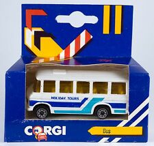 Vintage Corgi Junior Holiday Tour Bus J5 New In Box Made In Great Britain 1984