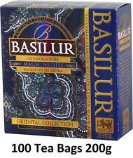 Basilur Oriental - Magic Nights tea Cranberry, pineapple & papaya 100 Tea Bags