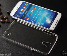Crystal Clear Hard Transparent Back Case Cover For Samsung Galaxy S4 (i9500)