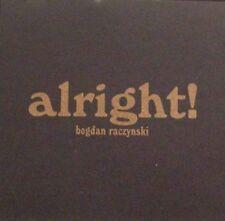 Bogdan Raczynski - alright CD