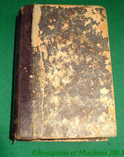 Eugène Sue Les Mystères de Paris volume 3 (Tomes 5 et 6)  1845
