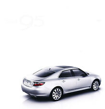 2011 Saab 9-5 95 Sedan Original Sales Brochure - Turbo XWD Aero X