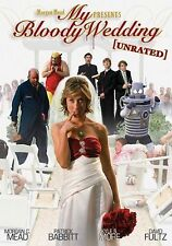 MY BLOODY WEDDING 2011 Horror Comedy Unrated dvd MORGAN MEAD Patrick Babbit