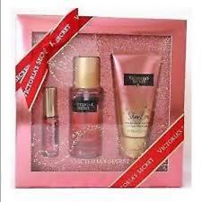 Victoria's Secret~Sheer Love~2.5oz Body Mist+travel, 2.5oz Lotion, Gift Set