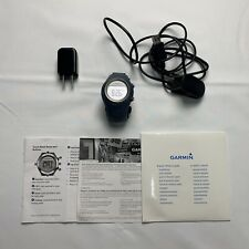 Forerunner 405CX Heart Rate Monitor Watch, Manual, Charger - NWOB