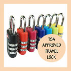 Combination Travel Padlock for Bag Suitcase TSA Approved Luggage Locks