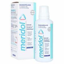 400ml - Meridol Mouthwash - Oral Dental Care - from Germany