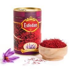 ESFEDAN saffron Premium Super Negin 200 gr 100% Pure Crocin 260+
