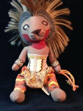 "DISNEY THE LION KING BROADWAY MUSICAL -  Plush 12"" SIMBA Stuffed Lion Doll"