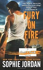 Fury on Fire: A Devils Rock Novel by Sophie Jordan