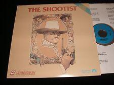 "THE SHOOTIST <>JOHN WAYNE<>12"" Laserdisc<>PARAMOUNT LV 8904"