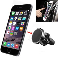 Magnetic Car Mount Cell Phone Holder for Apple iPhone 7 Plus 6S 8 GPS Tablet
