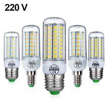 E27 LED Lamp E14 LED Bulb SMD5730 220V Corn Bulb 24 36 48 56 69 72LEDs