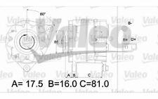 VALEO Alternateur 55A pour FORD TAUNUS 436173 - Pièces Auto Mister Auto