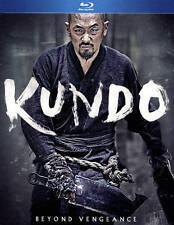 Kundo [Blu-ray]-  Hong Kong RARE Kung Fu Martial Arts Action movie - NEW DV--B19
