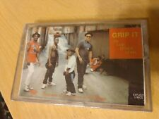 Ghetto Boys Grip It On That Other Level cassette tape Rap A Lot 1989 Og New seal