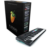 FL Studio 20 Producer Bundle Image Line W/ Novation Launchkey 49 *New*