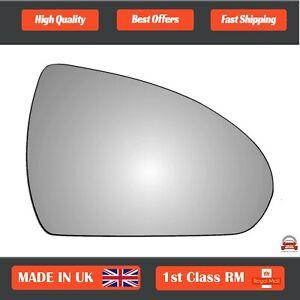 Right Side Stick On Convex Mirror Glass For Hyundai Ioniq 2017 - 2021 909RS