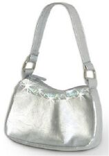 "Lovvbugg Silver Purse Bag  for 18"" American Girl Doll Clothes Widest Selection!"