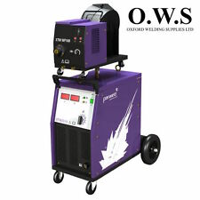 Parweld XTM301S Single Phase Separate Wire Feed Mig Welder 270A w/ torch, reg