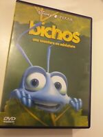 Dvd BICHOS  una aventura en miniatura  disney pixar