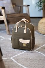 India Hicks Army Green, Canvas Jet Pack (Never Used)