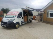Campervans with Features & Equipment Awning and Immobiliser