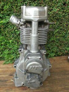 Vintage Speedway Grasstrack Flattrack Race  Weslake 500cc 4/Valve Engine dismant