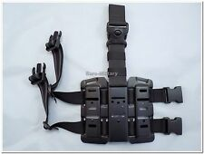 CZ Police Professional Tactical Thigh Holster Platform Plate w/ One Strap - New