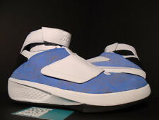 2005 Nike Air Jordan XX 20 UNIVERSITY BLUE WHITE BLACK WEST COAST 310455-411 10
