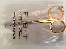 Fine Science Tools 14568-12 Scissors -Tungsten Carbide/Straight/Sharp-Sharp/11.5