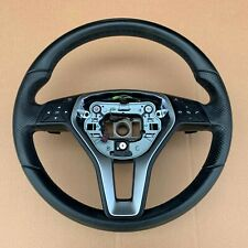 Mercedes Benz A200 W176 Steering Wheel + Paddles + Buttons Controls