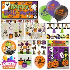 Family Friendly Bruja Calabaza Fantasma Halloween Niños Decoración Fiesta