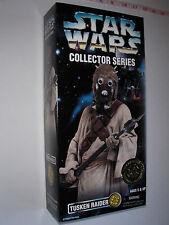 Star Wars Collector Series - Tusken Raider - 12 inch figure Boxed