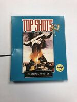 Top Shots Demons´s Winter Commodore Amiga  OVP/BOXED