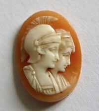CAMÉE ANCIEN, très joli camée ancien, empire, ANCIEN CAMEE, A VOIR .............
