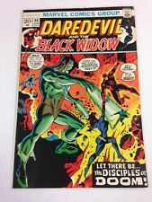 Daredevil #98 April 1973 Black Widow