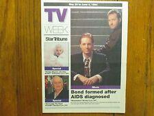 May 29-1994 Minneapolis Star Tribune TV Week Magazine(ERIC  STOLTZ/RANDY  QUAID)