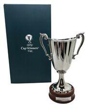 UEFA Cup Winners` Cup 150 mm,- die Auslieferung erfolgt Dezember / Januar 2021.