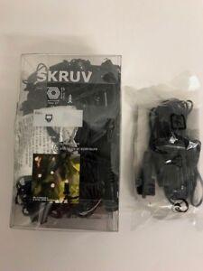 Lot IKEA SKRUV Indoor/Outdoor Web Lights 002.955.92 w/Extension Cord 202.978.68