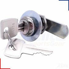Universal Snooker Pool Table Security Lock and 2 Flat keys