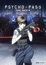 Psycho-Pass: The Movie (DVD, 2016)