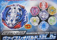 Takara Tomy Beyblade Burst B-118 Random Booster vol.11 complete set (8 types)