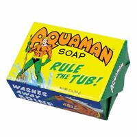 DC Comics Aquaman Soap Rule the Tub!