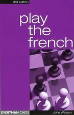 Play the French, 3rd Cadogan Chess Books