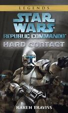 Hard Contact: Star Wars Legends (Republic Commando) (Paperback or Softback)