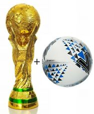 2 n 1 Mitre Professional FIFA Approved Football WorldCup Replica Fullsize Trophy